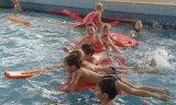 Plavecký výcvik dětí z MŠ