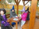 Čarodějnické rejdění v ZŠ