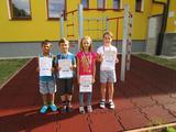 Úspěch našich žáků na atletické olympiádě