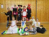 Školní karneval se vydařil