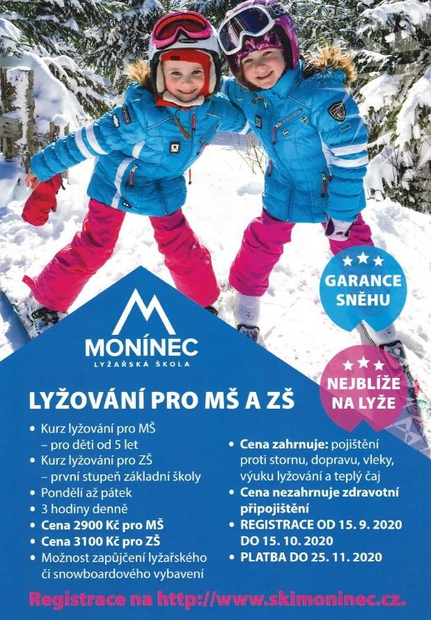 Hravé lyžování