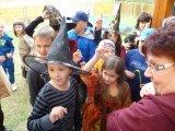 Čarodějnický rej ve školní družině