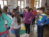 Návštěva školy v německém Grainet