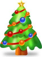 Rozsvícení vánočního stromku v MŠ